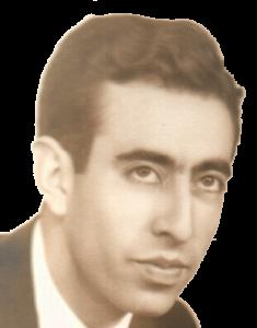 Jaime Mendoza Nava 1950
